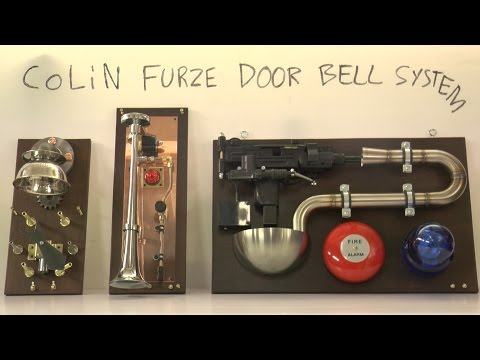 Ultimate Door Bell Invention
