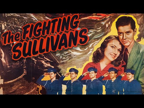 The fighting Sullivans - Full Movie in English (War, Drama, History) 1944 | Lloyd Bacon