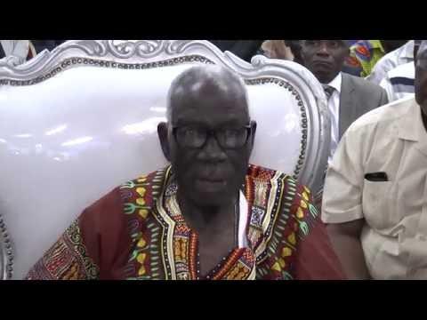 COTE D'IVOIRE :Discours de Bernard Dadié lors du lancement de la Pétition Internationale pour la libération de Laurent GBAGBO.