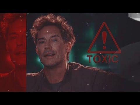 Eobard Thawne — TOXIC [+6x14]