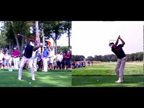 Professional Golf Swing Analysis: Bubba Watson