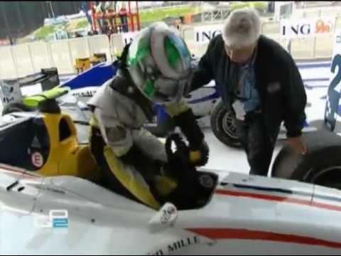 Karun gana el Spa Francorchamps