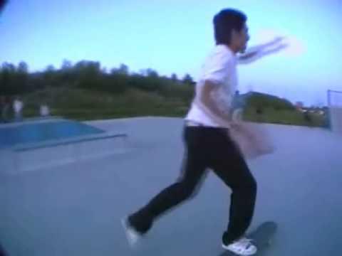 Skatepark B'town