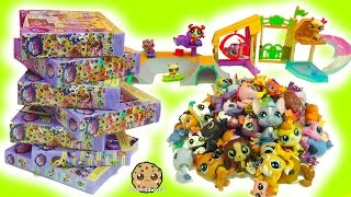 Harahan (LA) United States  city photos : LPS Super Haul Littlest Pet Shop Box Sets - Skate Park & Bobblehead Family Pets
