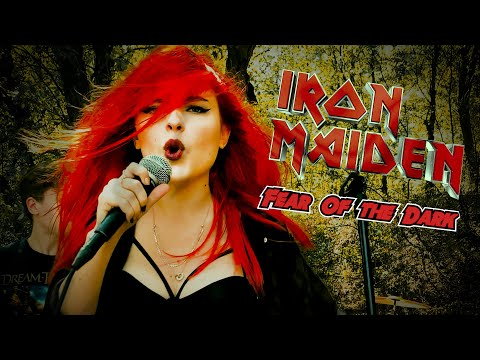 """Iron Maiden  """"Fear of The Dark"""" Cover by Andrei Cerbu"""