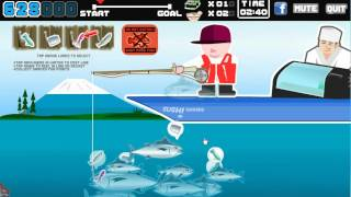 Sushi Fishing Trial version YouTube video