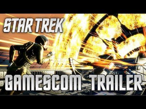 Star Trek : bande-annonce de la gamescom