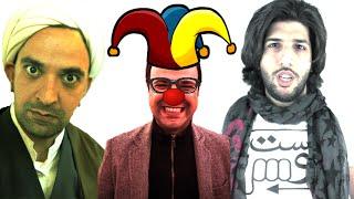 سید کامبیز حسینی از غنچه های انقلاب تا فردوسی ستیزی_رو دست 61