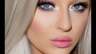 Video Barbie Inspired Makeup Tutorial | Pastel Eyes & Pink Lips MP3, 3GP, MP4, WEBM, AVI, FLV Januari 2018