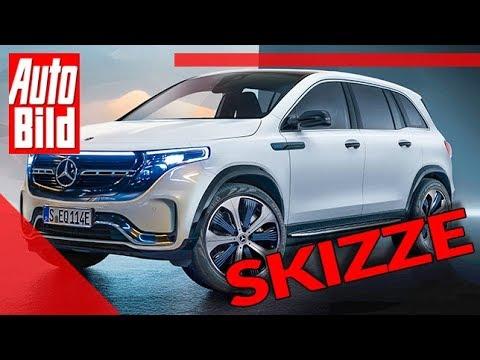 Mercedes EQB (2021): Auto - Neuvorstellung - SUV - El ...