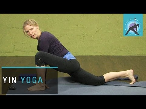 Dragon pose, Yin Yoga