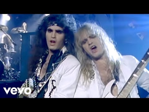 It Came From The 80's - 1989: Warrant