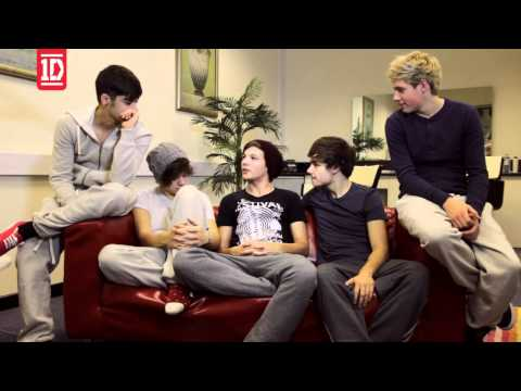 One Direction  – Video Diary