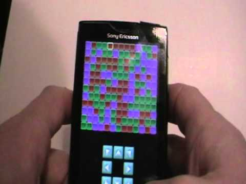 Video of Cube Crash Solver