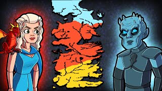 Game of Thrones MAP WARS! (Minecraft)