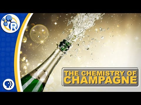 The Chemistry of Champagne Reactions