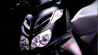 9. Aprilia Sportcity Cube 300 my 2010 official video 320 x 240