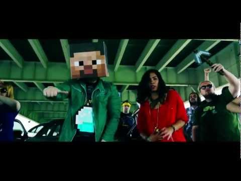 TryHardNinja - Download the song! - http://itunes.apple.com/us/album/i-came-to-dig-minecraft-rap/id546349676?i=546349774 T-Shirts (US): http://www.tryhardninja.spreadshirt....