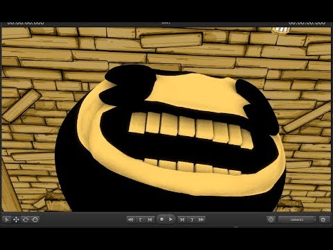 Spotlight, but I mashed it up with Reese's Puffs rap (Bendy Puffs)