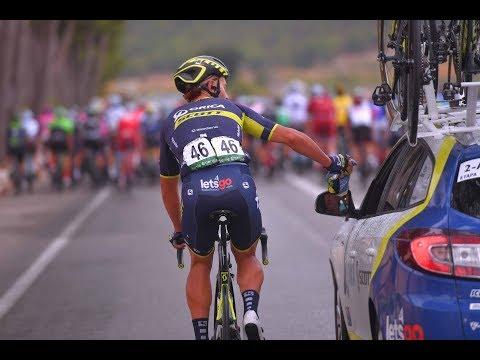 2017 La Vuelta - Stage 10