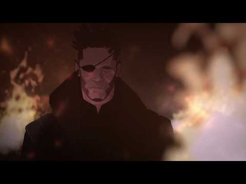 "BLADE RUNNER 2049 - ""Black Out 2022"" Anime Short"