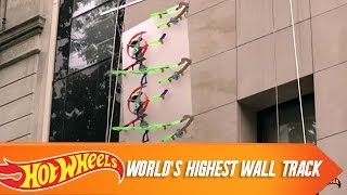 Hot Wheels – World's Highest Wall Track