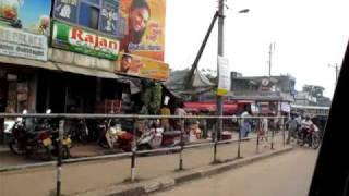 Vavuniya Sri Lanka  City new picture : Vavuniya City Street View Sri Lanka