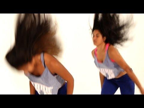 Хип-Хоп: хореография на песню Willow Smith - Whip my hair. Урок видео.
