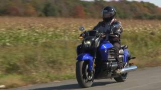 4. Honda Valkyrie Motorcycle Experience Road Test