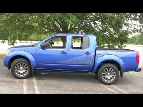 2012 Nissan Frontier CC 4x4 SV Sport Midsize Truck, Detailed Walkaround.