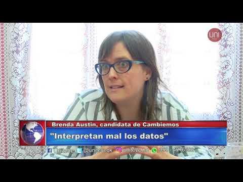 Brenda Austin en Villa María