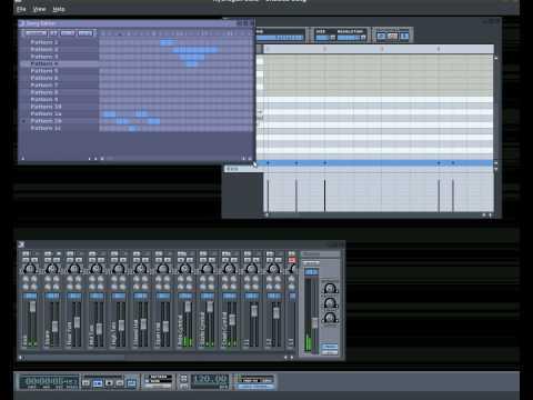 song editor window video