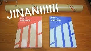 [#NADAFIDUNBOXING] iKON 아이콘 Mini Album NEW KIDS: CONTINUE!!!!