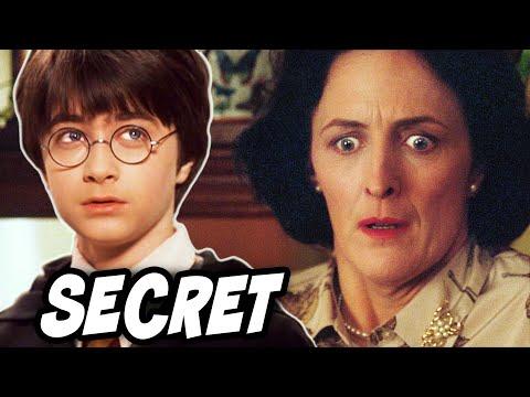 Petunia Dursley's BIGGEST Secret - Harry Potter Explained