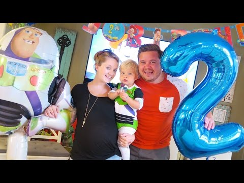 OLIVER'S 2ND BIRTHDAY SPECIAL!
