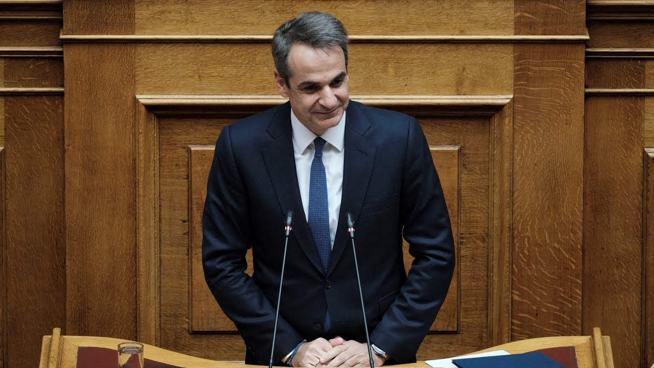 Ομιλία του Πρωθυπουργού Κυριάκου Μητσοτάκη στη Βουλή για το Φορολογικό Νομοσχέδιο