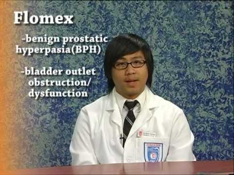 Flomax (tamsulosin) : Know Your Drug