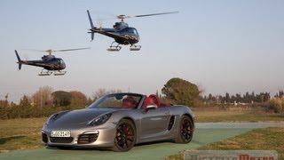 Porsche Boxster y Boxster S