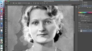Basic Photo Restoration At Priceless Preservation From Start To Finish