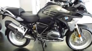 5. 2017 BMW R 1200 GS 125 Hp 200+ Km/h 124+ mph * see also Playlist