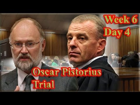 17. - Dixon back for more 'torment' in Pistorius trial....http://owl.li/vSySN.