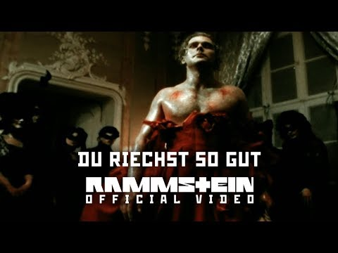 Video Rammstein - Du Riechst So Gut '98 (Official Video) download in MP3, 3GP, MP4, WEBM, AVI, FLV January 2017
