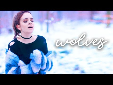 "Selena Gomez  ""Wolves"" feat. Marshmello Cover by Alycia Marie"