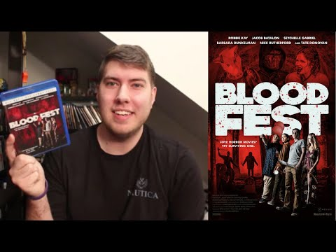 Blood Fest (2018) | Horror Movie Review