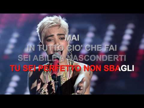 , title : 'Elodie - Tutta colpa mia - Karaoke con testo'