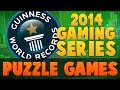 Best Puzzle Games Video Game World Record