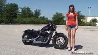 7. Used 2012 Harley Davidson  Sportster Forty-Eight Motorcycles for sale - Plant City, FL
