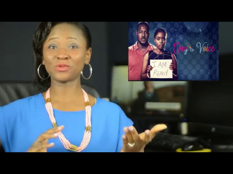 OVY'S VOICE | NIGERIAN  MOVIE REVIEW | NOLLYREVIEWS | BISOLA AIYEOLA | MOFE DUNCAN