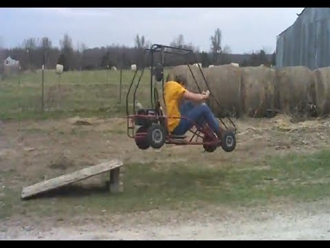 gokart - Funny crashes and funny fails with Go Karts.