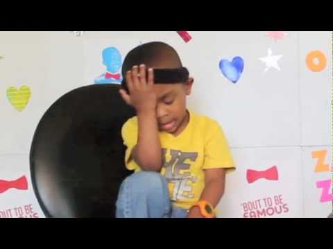 Amare Stoudemire Injures Hand - The 5 Year Old Comedian